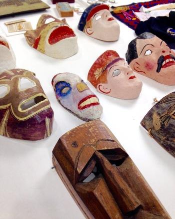 Steinberg Papers_Masks